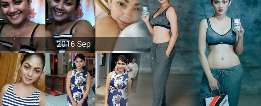 Lay Grace Fara Luxxe Slim Review Lose Weight from 63kg to 40kg