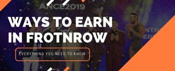 how to earn in frontrow international